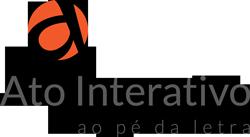 Logotipo da agência ato interativo